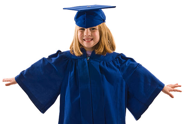 Young Graduate stock photo