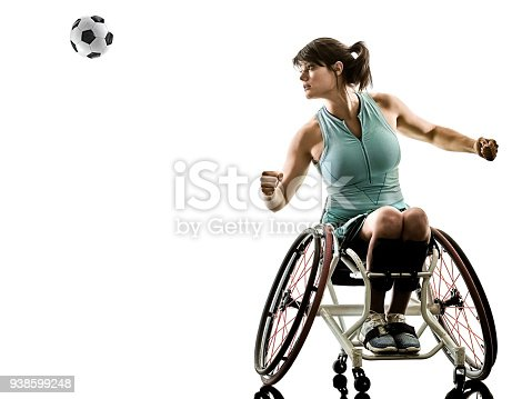 istock young handicapped tennis player woman welchair sport isolated si 938599248