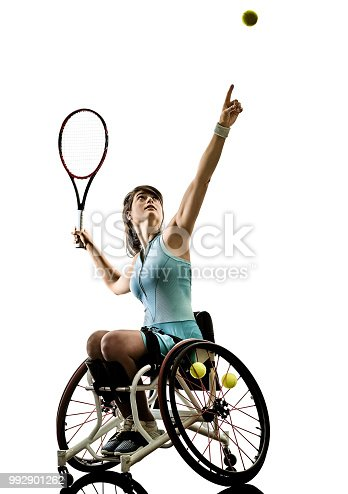 istock young handicapped tennis player woman welchair sport isolated si 992901262