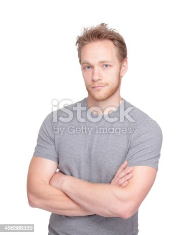 1045886560 istock photo young handsome man 498366339