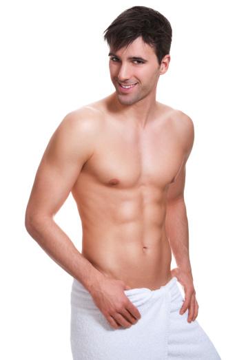 Junge Hübsche Männer Stockfoto und mehr Bilder von Blick