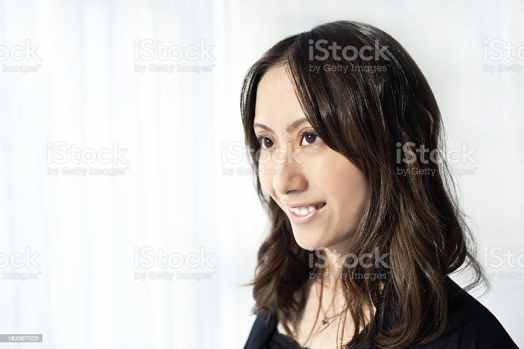 Junge glückliche Frau – Foto