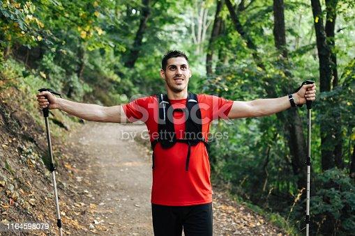 Men, Hiking, Walking, Only Men, Adult