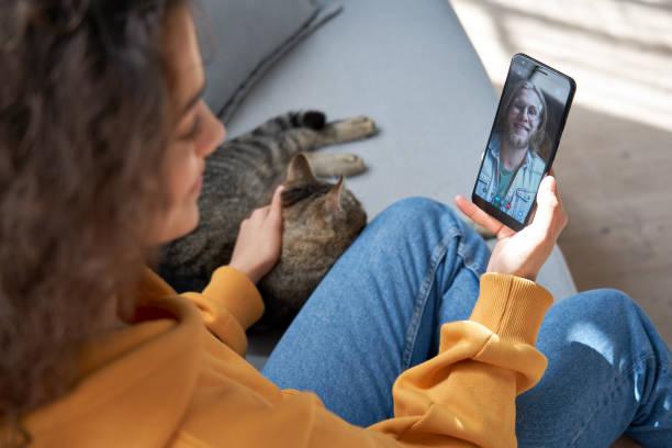 Young hispanic latin teen girl sit on sofa with cat at home holding picture id1225782577?b=1&k=6&m=1225782577&s=612x612&w=0&h=dolvl3fxzt06gshmguzars3tkuooo14or x6as7ndak=