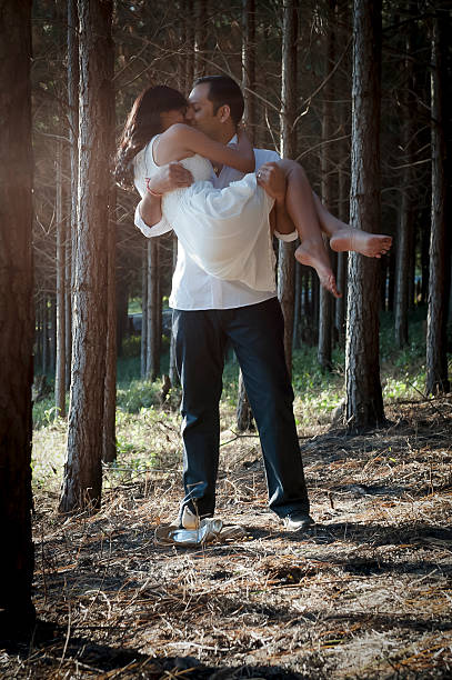 Best Sex In Forest Stock Photos, Pictures  Royalty-Free -5269