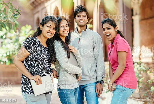 Young indian students having fun picture id534925877?b=1&k=6&m=534925877&s=612x612&h=zcgehir2yjfzkgpd1vr9kw22hgc4qbapsi8cxj45qjw=