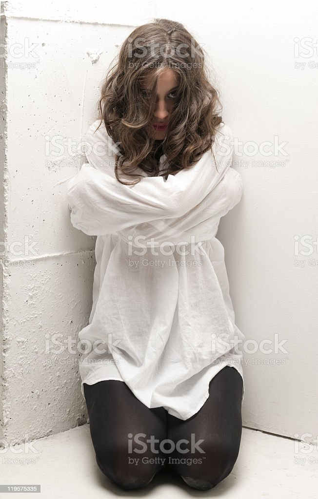 Strait Jacket Woman Pictures, Images and Stock Photos - iStock