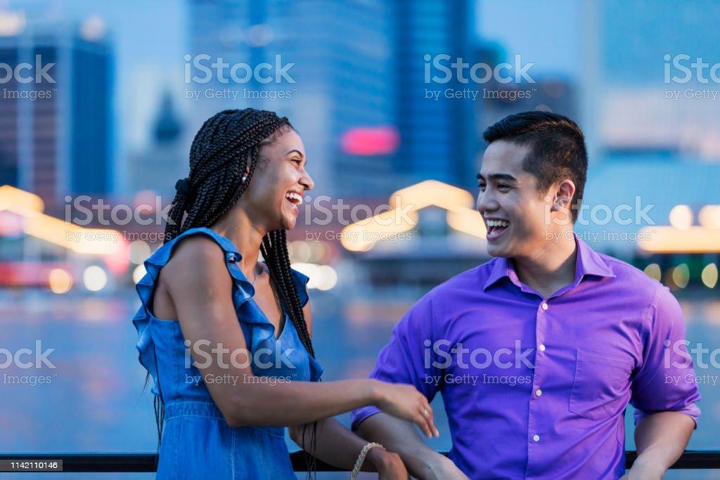 Interracial dating city near oak harbor fl