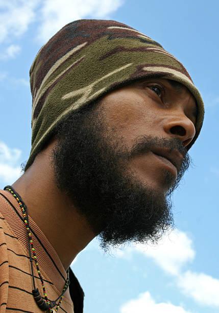 Junge Jamaikanische Mann – Foto