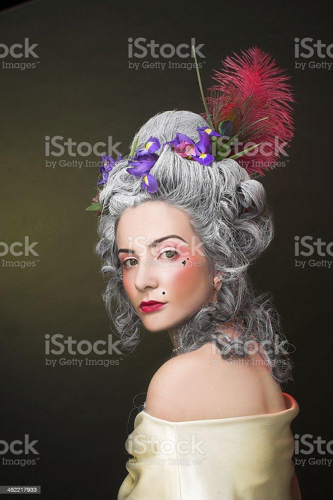Jovem mulher - foto de acervo