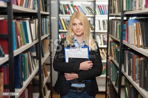 istock young lady with blonde hair 499118606