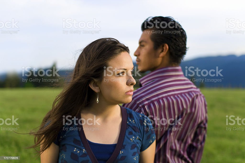 Young Latins stock photo