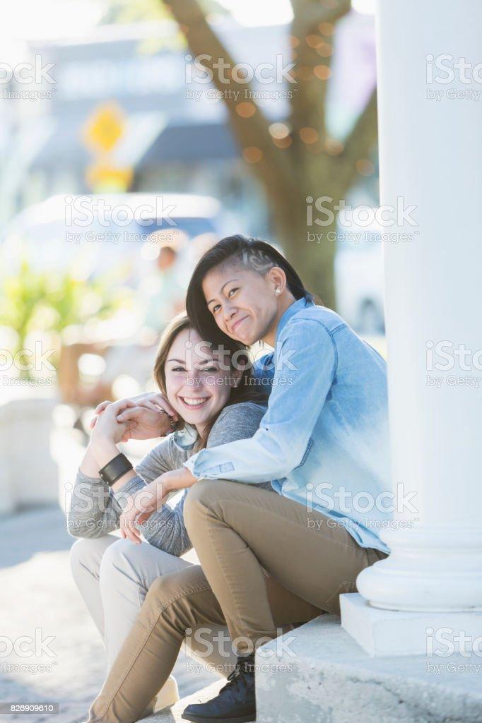 Junge lesbische Bild E xxx