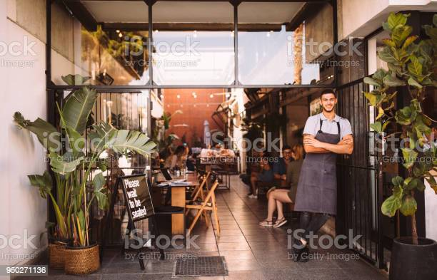 Young male business owner standing outside hipster urban caf picture id950271136?b=1&k=6&m=950271136&s=612x612&h=seeyf3xg80tpd2vbfbqa2nmvqplgn 917eeia7msvkk=