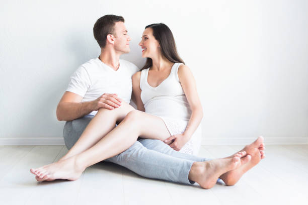 Pregnant Woman Sex Stock Photos, Pictures & Royalty-Free