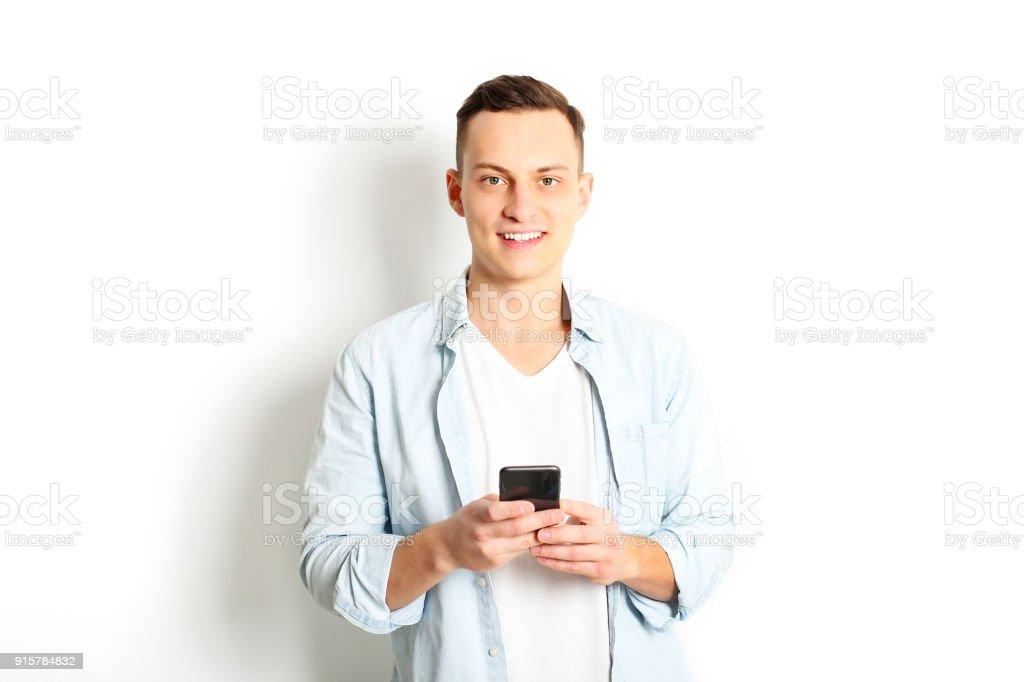 Lächeln zurück Dating-App