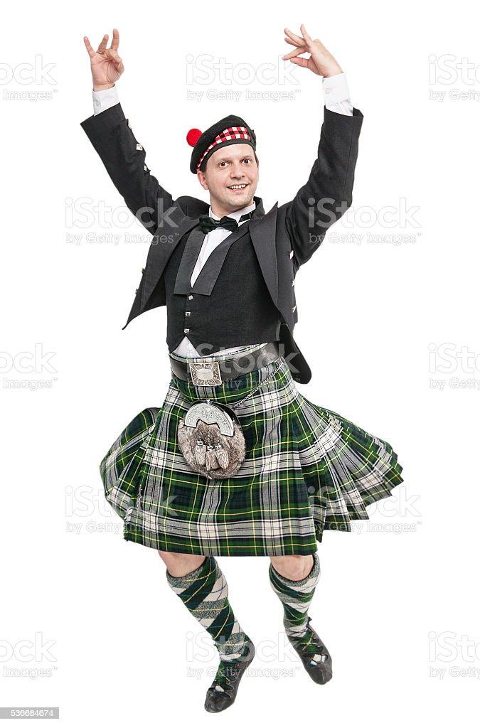 Jovem Em Roupas Para Dança Escocês - Imagens de acervo e mais fotos ... cfdfe6e6ef8