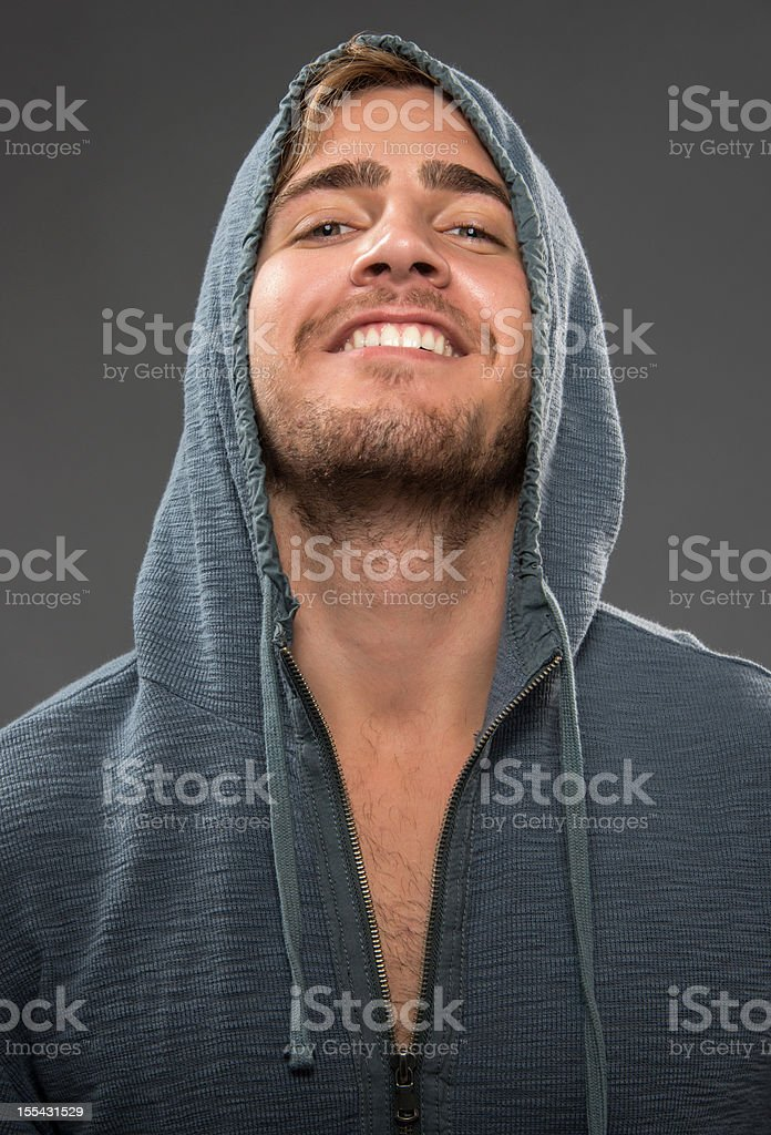 Young man (real people) stock photo