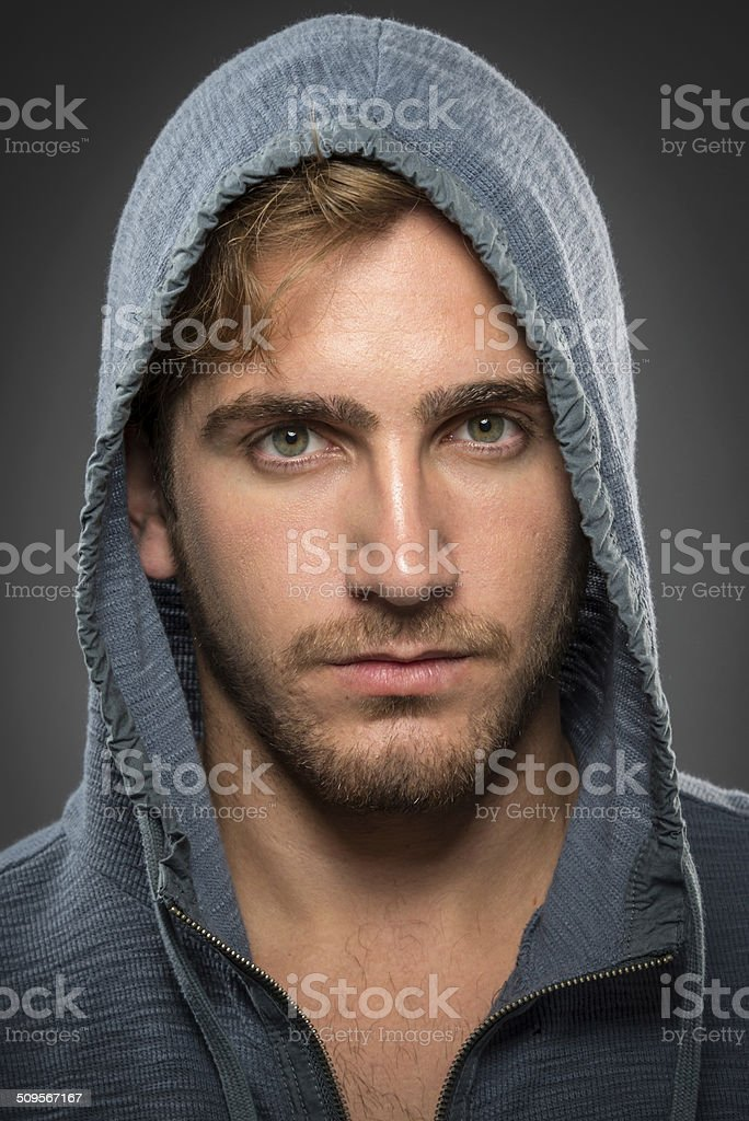 Jeune homme (real personnes) - Photo