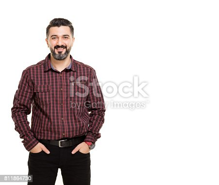 istock Young Man 811864730