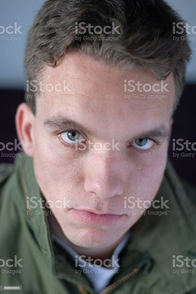 Junger Mann Lizenzfreies stock-foto
