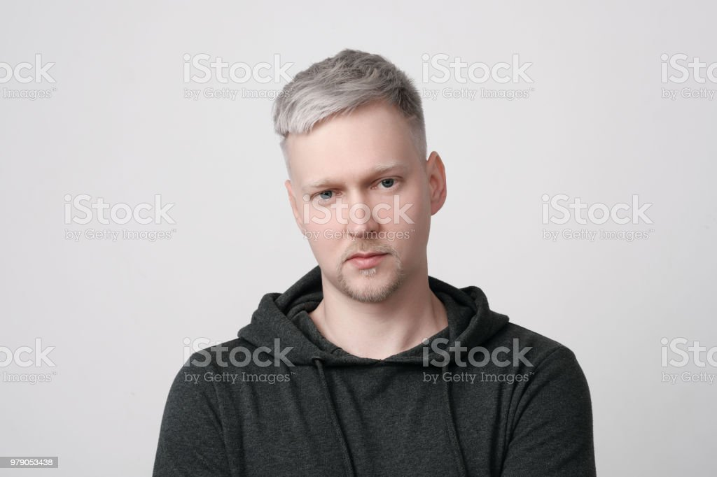 haare färben als mann