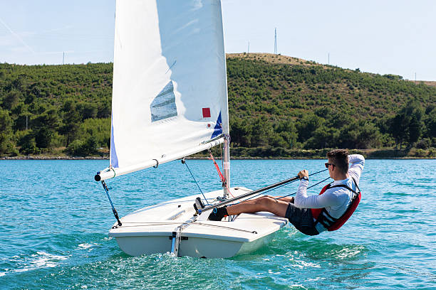 Best Sailing Dinghy Stock Photos, Pictures & Royalty-Free