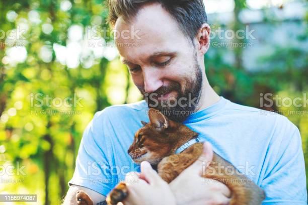 Young man with cat picture id1158974087?b=1&k=6&m=1158974087&s=612x612&h=zmuuirgvrraz4nhnhjw2eshm8zc z3v6pwcbbpric40=