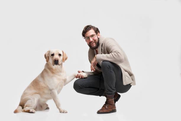 Young man with his dog labrador picture id663228072?b=1&k=6&m=663228072&s=612x612&w=0&h=fuvdaaqzkkmomrkuoxmihjdmhgqh3rrbfjllgqxvktu=