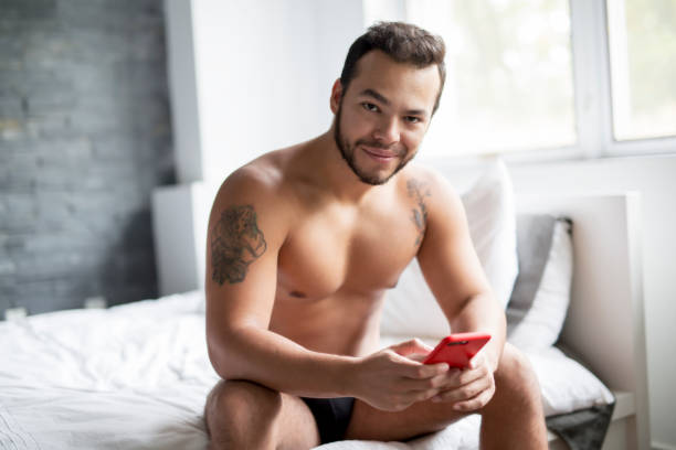 Best Naked Mexican Men Stock Photos, Pictures & Royalty