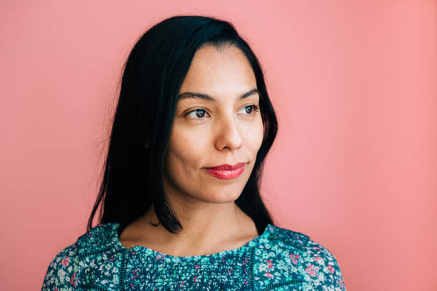 Junge Mexikanerin Porträt – Foto