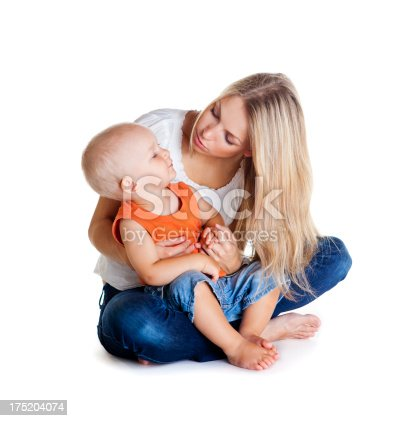 471164880 istock photo Young mother and son 175204074