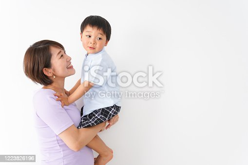 1049923194 istock photo Young mother with her child 1223826196