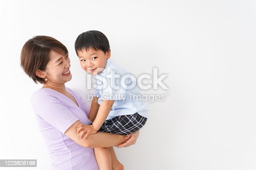 1049923194 istock photo Young mother with her child 1223826198