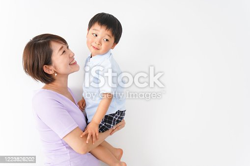 1049923194 istock photo Young mother with her child 1223826202