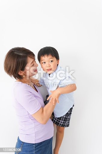 1049923194 istock photo Young mother with her child 1223826206