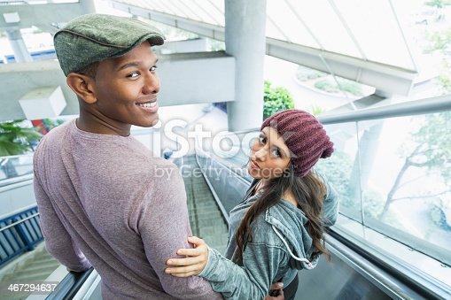 521022435 istock photo Young multi-ethnic couple 467294637
