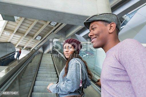 521022435 istock photo Young multi-ethnic couple 483370401