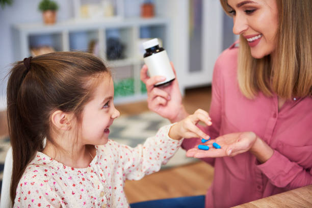 Young mum giving her little daughter the medicine picture id1136975524?b=1&k=6&m=1136975524&s=612x612&w=0&h=dk1wod6gv49ass4zwtr5 zofn choxddgija46sy3pc=
