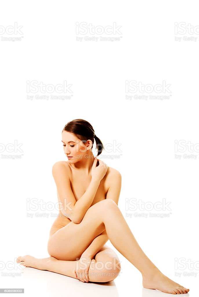 Nackte Frauen auf dem Boden, Dünne nackte Twinks