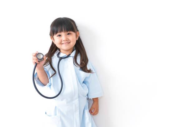 若い看護師のイメージ ストックフォト