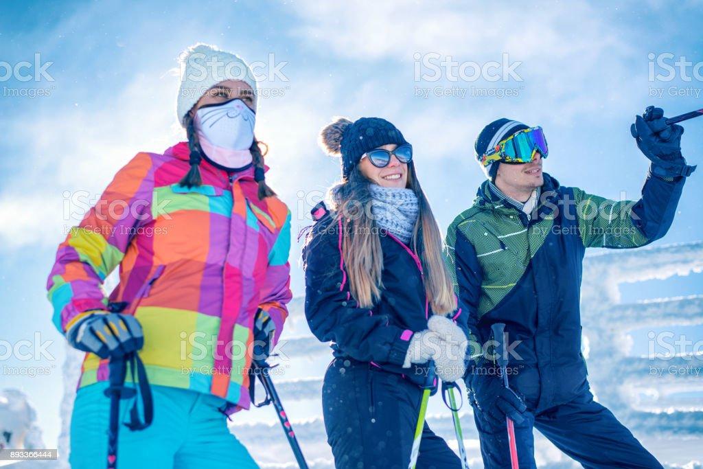 Photo Libre De Droit De Jeunes Drole Dhiver Ski Resort Banque D Images Et Plus D Images Libres De Droit De Activite De Loisirs Istock