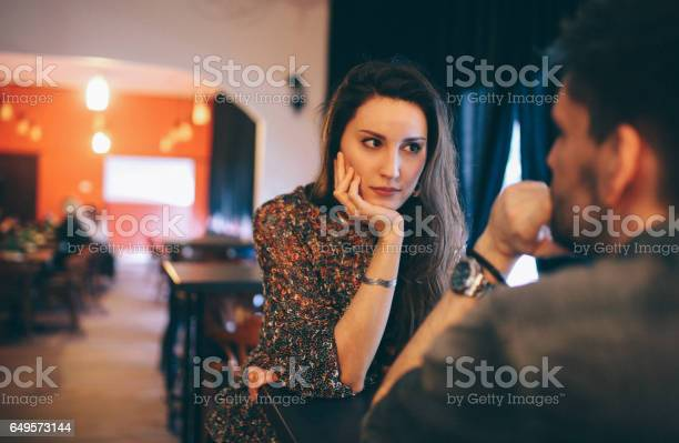 Young People In The Cafe In Belgrade Stock Photo - Download Image Now