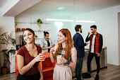 istock Young people re-unite in cafe after lockdown 1263128162