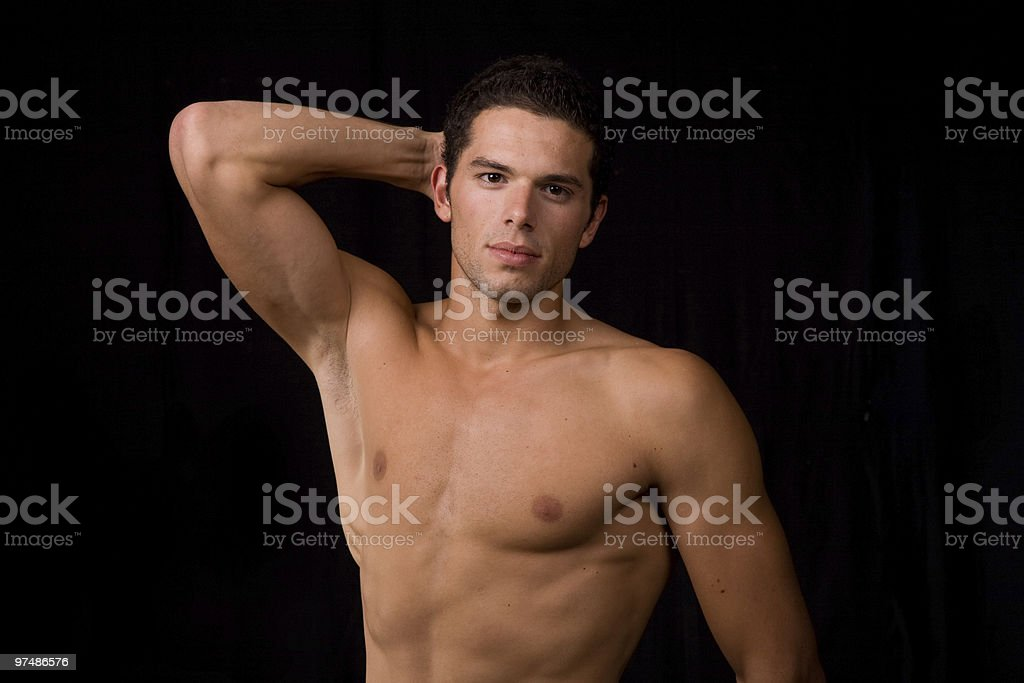 young royalty-free stock photo