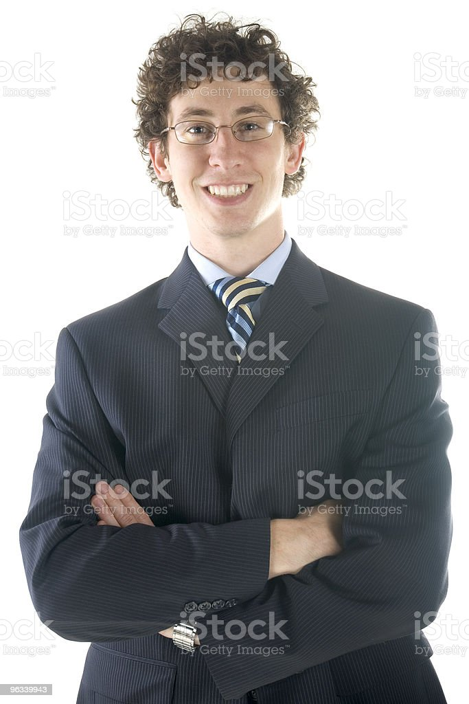 Young Professional royalty-free stock photo