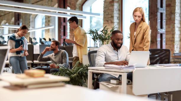 nouveaux espaces de travail collaboratifs