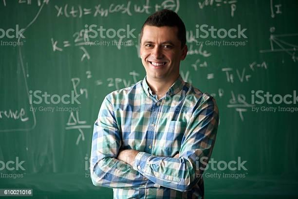 Junger Professor Stockfoto und mehr Bilder von 30-34 Jahre