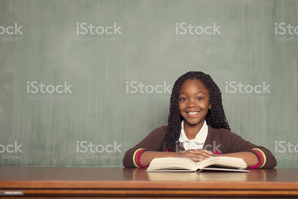 Young Reader stock photo