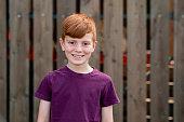 istock Young Redhead Boy 1191458780